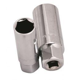"""Bougiedop-3/8""""-Zeskant-18-mm"""