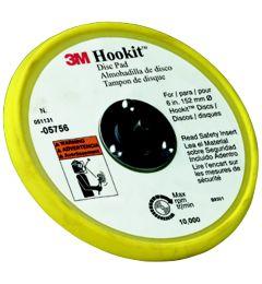 """Steunschijf-Hookit™,-150-mm,-5/16"""""""