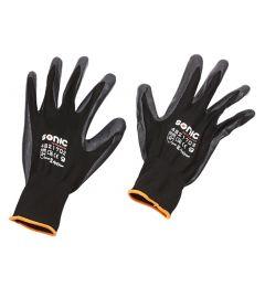 Handschoen-nitril-L