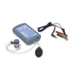 Koudemiddel-analyse-apparaat