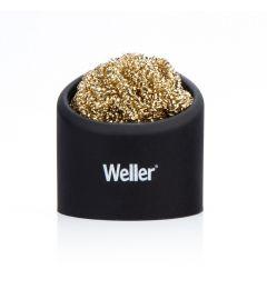 Messingwol-voor-soldeerpunt-met-siliconenhouder
